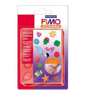 Καλούπι σιλικόνης Fimo1