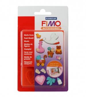 Καλούπι σιλικόνης Fimo5