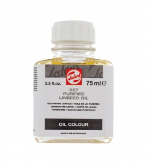 Talens purified linseed oil 027