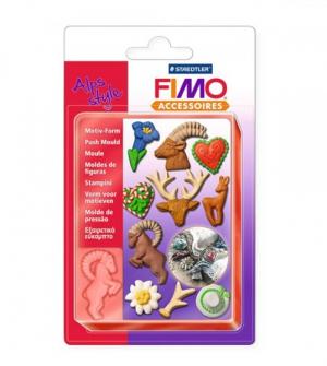Καλούπι σιλικόνης Fimo9