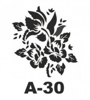 Στένσιλ 20x20 A-30 Artebella