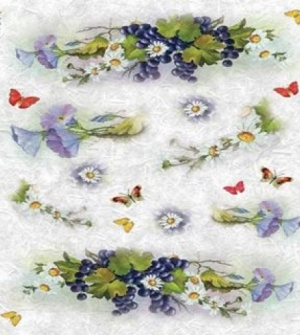 Ριζόχαρτο 32x45 butterflies