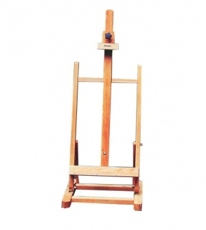 Artmate καβαλέτο ξύλινο επιτραπέζιο 34x37x80εκ.
