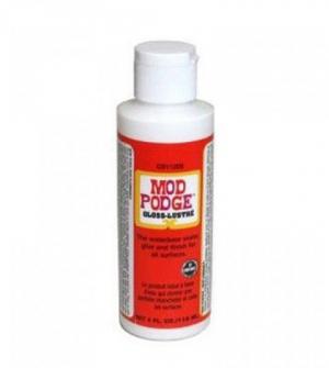 Κόλλα Decoupage Mod Podge® Gloss - 118ml